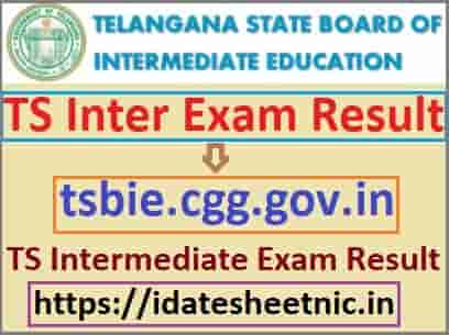 TS Inter Result 2021 Name Wise