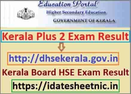 Kerala Plus 2 Result 2021 Name Wise