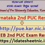 Karnataka 2nd PUC Exam Result 2021 Name Wise