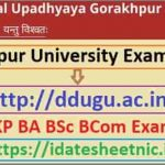 Gorakhpur University Exam Result 2020