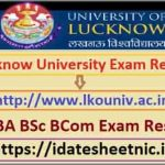 Lucknow University Exam Result 2021