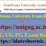 Gondwana University Summer Result 2020